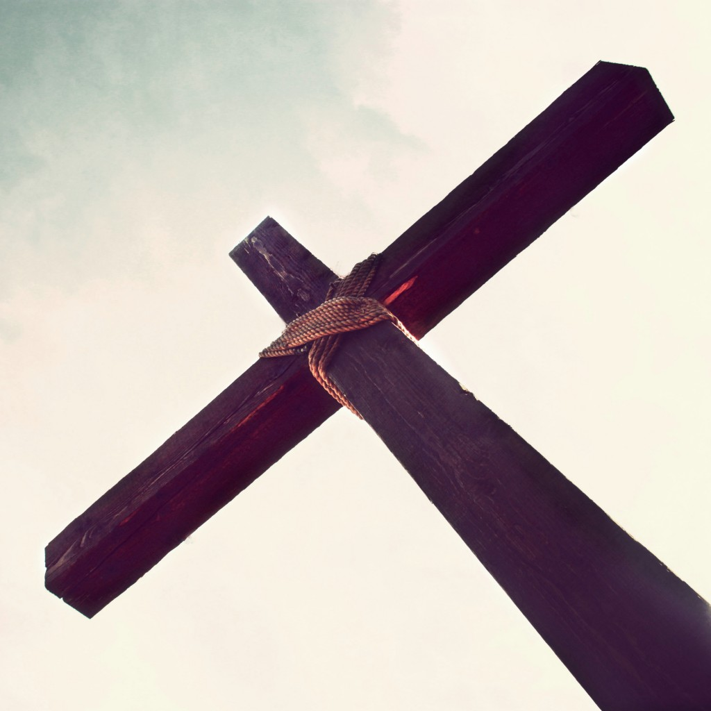 Cross of Christ Religious Stock Image_Fotor